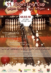 11. Bowling Cup